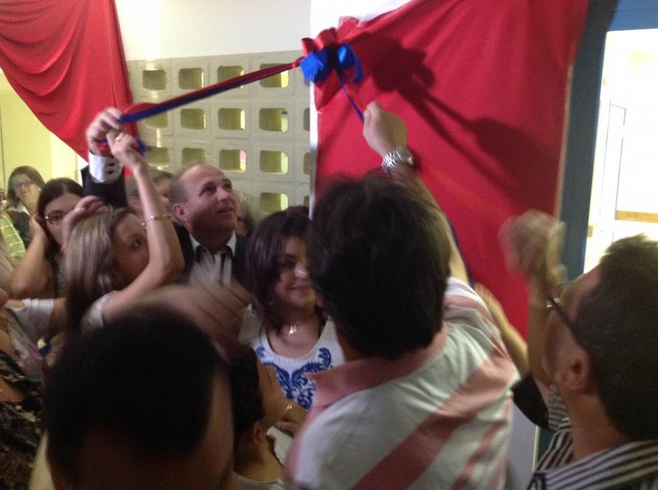 Creche Professora Maria Lenira Ferreira da Silva é inaugurada. (Foto: Rodrigo Toller - Ascom/PMC)