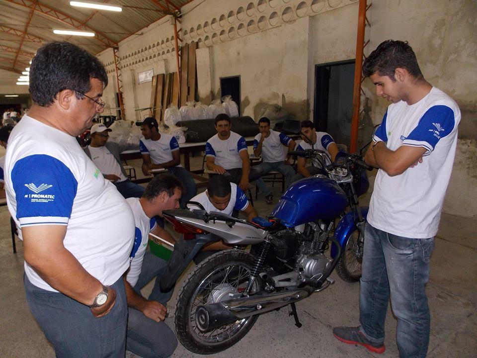 Curso do Centro Vocacional Tecnológicos capacitam cidadãos (Foto: Adelino Silva - Ascom/PMC)