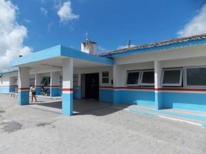Hospital  José Veríssimo é Contemplado com Reforma e oferece novos serviços. (Foto: Adelino Silva - Ascom/PMC)