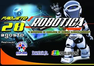 Projeto desenvolvido para Criar e montar robôs à partir de resíduos  eletroeletrônicos
