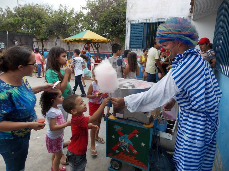 Semana da Criança na Escola Abdias João Inácio (Foto: Adelino Silva - Ascom/PMC)