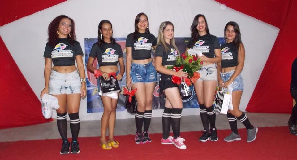 candidatas a musa Copa Cupira de Futebol (Foto: Adelino Silva - Ascom/PMC)