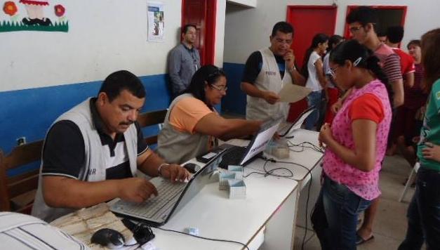 Programa nacional de documentação da trabalhadora rura (Foto: Alesson Vinicius - Ascom/PMC)