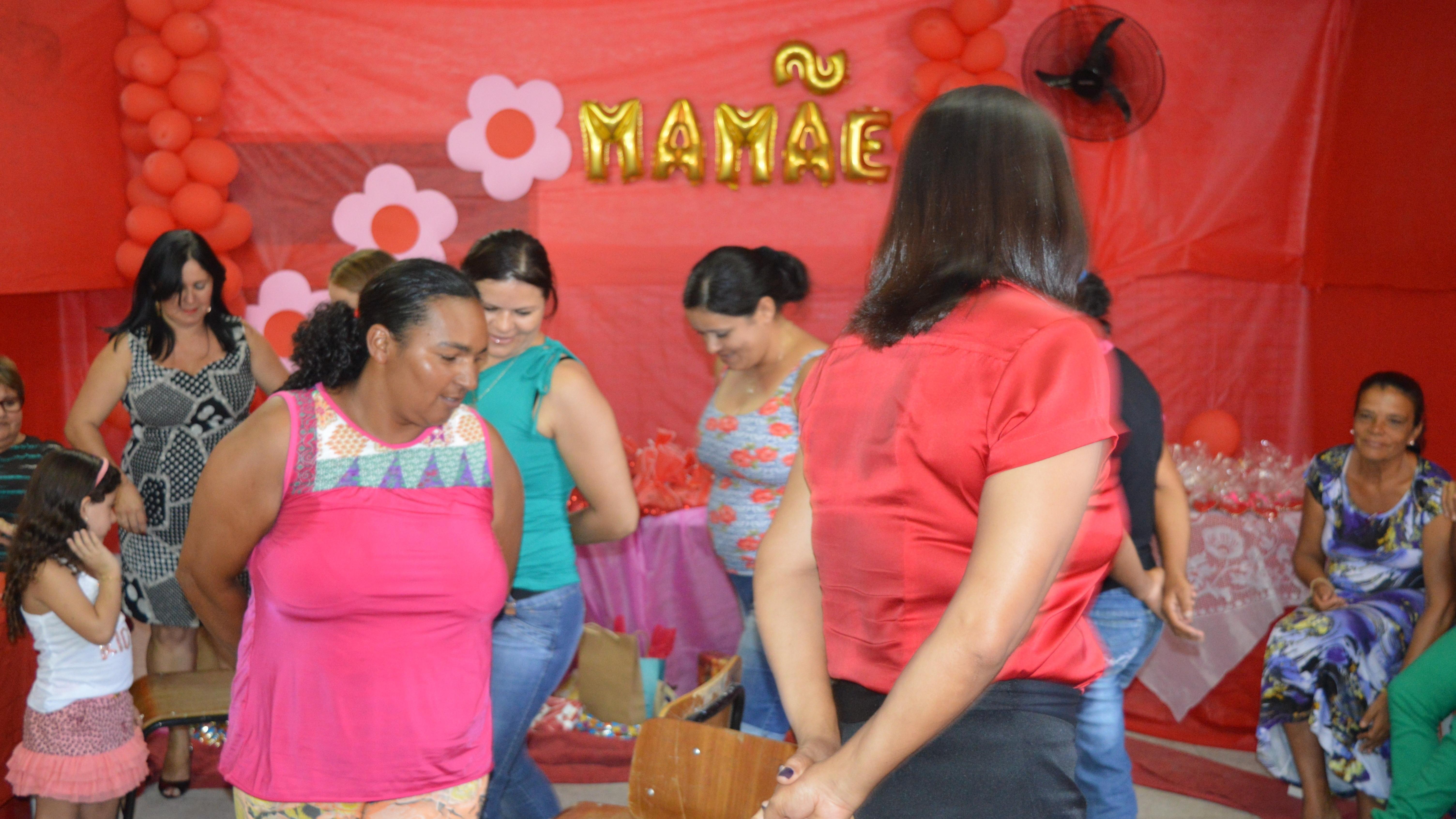 Festividades do dia das Mães (Foto: Adriano Amaro - Ascom/PMC)