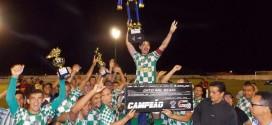 Final da copa Cupira de futebol 2015