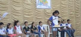 """Alunos das escolas municipais participam do """"Concurso ler bem"""""""