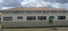 Escola Hilda Vieira é ampliada, mais três salas estão em construção