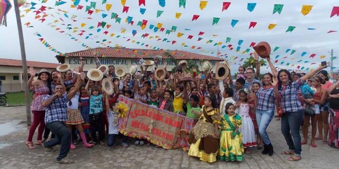 Festividades juninas 2015 em Cupira foi um sucesso!
