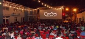 Projeto CineSesi cultural foi um sucesso, em Cupira