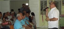 Prefeito Sandoval Luna faz homenagem ao ex-governador, Eduardo Campos