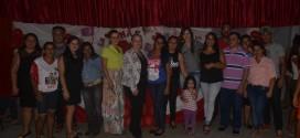 Secretaria de Desenvolvimento Social promoveu festa em comemoração ao Dia das Mães