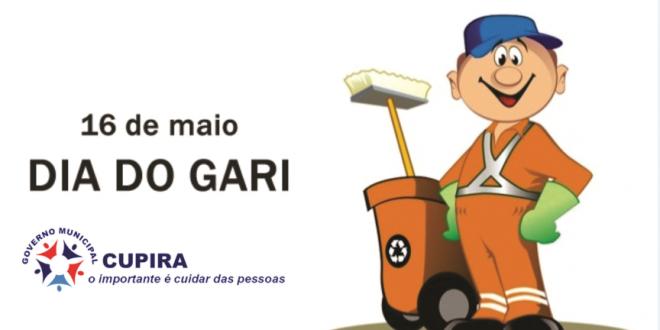 No Dia do Gari, uma homenagem aos profissionais da limpeza.