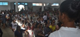 A escola municipal Pedro Alves de Souza realizou a 8ª amostra de poesia
