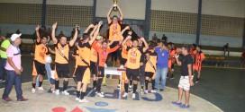 Final da copa Cupira de futsal 2016