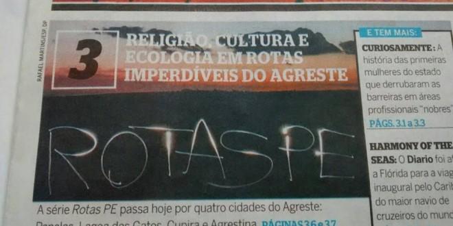 Encantos do Agreste tem reconhecimento do Governo de Pernambuco