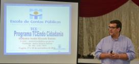 TCE/PE realiza capacitação com funcionários públicos na cidade de Cupira