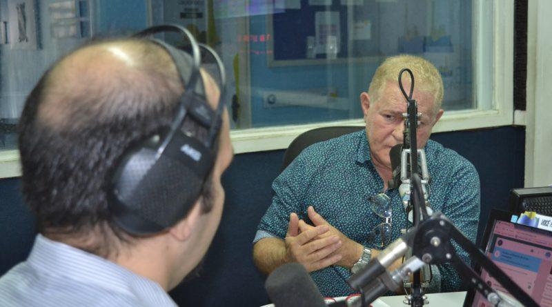 Prefeito José Maria concede entrevista à Rádio Liberdade de Caruaru