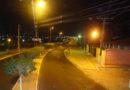 Iluminação pública recebe reparos