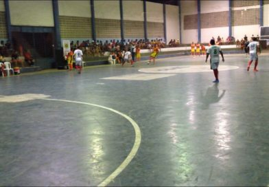 Placar do 3º dia do Campeonato de Futsal