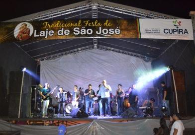 Realização da Tradicional Festa de Laje de São José