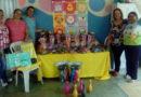 Creches recebem brinquedos e materiais didáticos