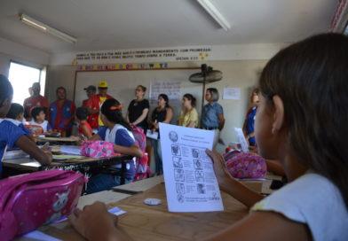 NASF conscientiza alunos da rede pública contra o Aedes Aegypti