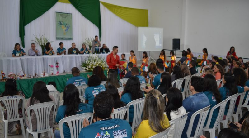 SMDS realiza 7ª Conferência Municipal