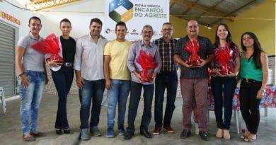 """Cupira participa do encontro da """"Região Turística Encantos do Agreste"""" em Altinho"""