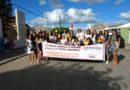 Caminhada pelo fim da Violência Contra a Mulher é realizada neste sábado