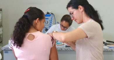 Secretaria Municipal de Saúde realiza campanha de multivacinação