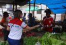 Projeto Saúde na Feira é realizado no bairro Novo Horizonte