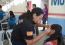 Tenda itinerante com ações sociais chega a comunidade Quilombola Sambaquim