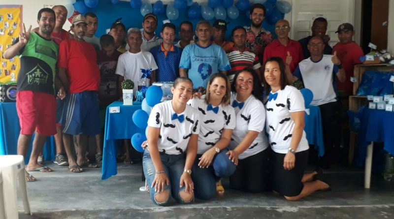 CAPS Realiza campanha contra o câncer de próstata