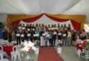 A formatura dos alunos da EJA é realizada no Pedro Alves