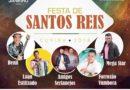 Programação oficial das Festividades de Santos Reis 2018