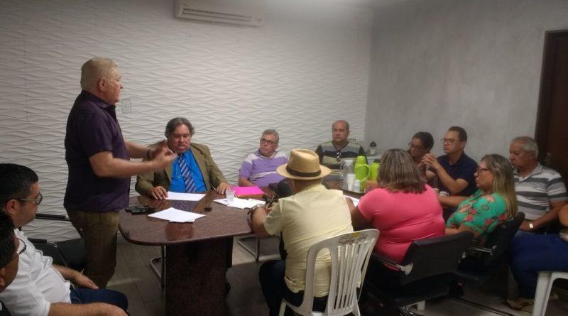 Prefeito José Maria realiza 2ª reunião mensal de 2018