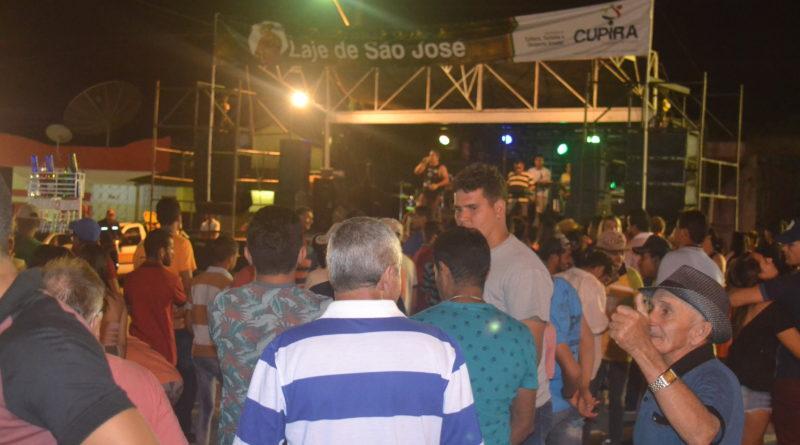 Festa do Distrito de Laje de São José