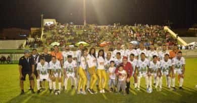 Abertura da 10ª Copa Cupira Pitú de Futebol é realizada nesse sábado