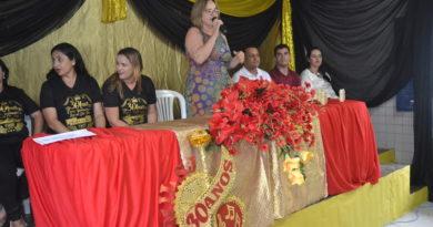 Escola Intermediária Laje de São José comemora 30 anos de fundação