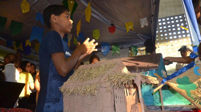 EJA realiza exposição cultural e artística de Cupira