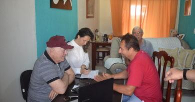 Programa CIDADANIA é realizado no Bairro Moacir Soares