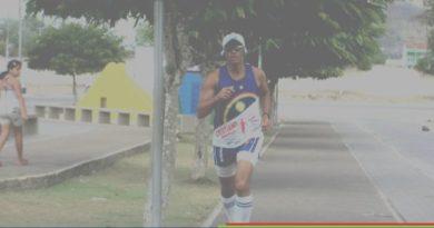 Cristiano Oliveira participa de ultramaratona no Uruguai