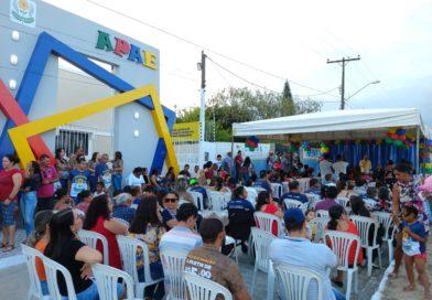 APAE/Cupira inaugurada Sede própria