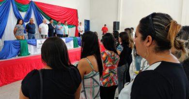Cupira realiza 6ª Conferência Municipal de Saúde