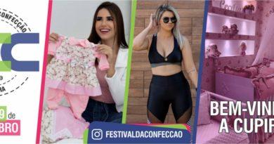 Cupira realiza Festival da Confecção e reúne produtores e fornecedores no 4º maior polo de confecção do Agreste