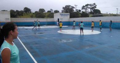 Escolas públicas municipais realizam jogos interclasses