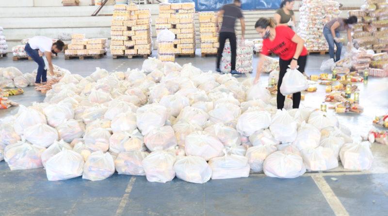 Segunda distribuição dos kits merenda começa nessa quinta-feira e vai beneficiar mais de 3.800 alunos do município