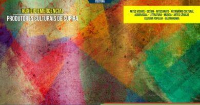 Produtores culturais de Cupira têm direito ao auxílio emergencial cultural
