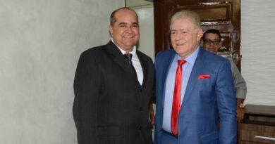 Prefeito José Maria e Secretário Edinho Vieira viajam à Brasília em busca de recursos para Cupira
