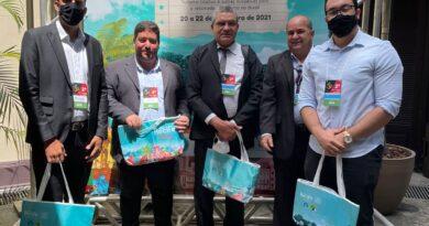 Cupira participa do 2º Fórum da Associação Nacional dos Secretários e Dirigentes Municipais de Turismo